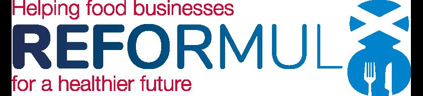 Reformul8 logo
